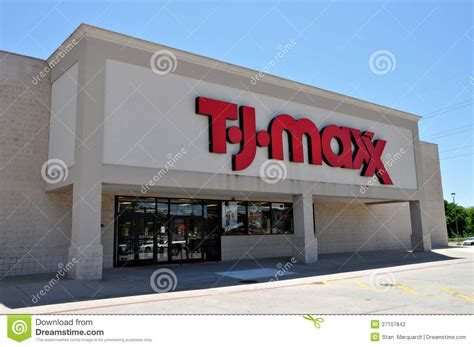 salt l tj maxx t j maxx store in longview texas in 2012 editorial