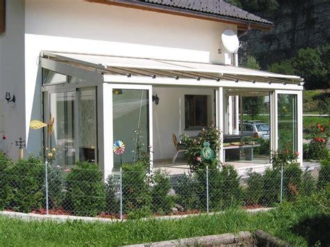 Chiudere Portico Soluzioni by Giardino D Inverno In Alluminio E Vetro Giardino D Inverno