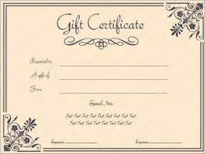 gift certificate template printable coral core gift certificate template free gift certificate template customizable
