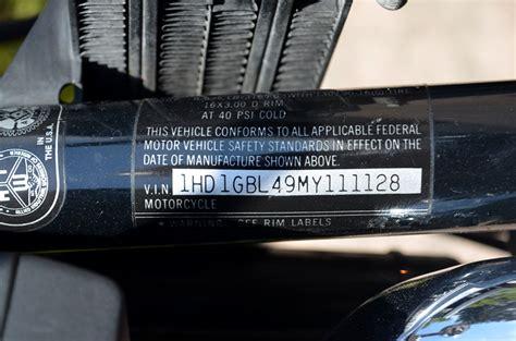 Ducati Vin Sticker by Harley Davidson Vehicle Identification Number Vehicle Ideas