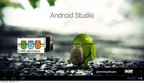 android studio tutorial ppt android studio