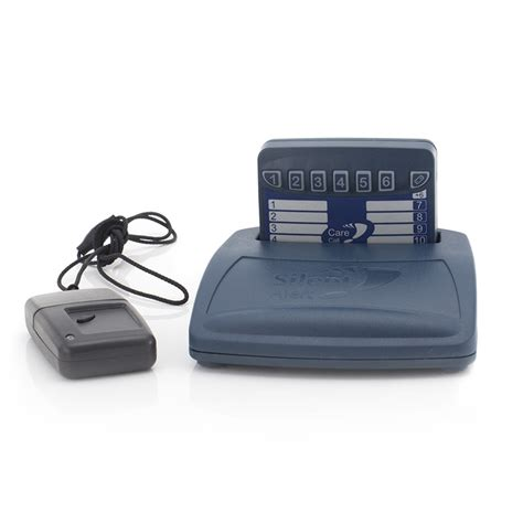 care call pendant alarm system with pager sports