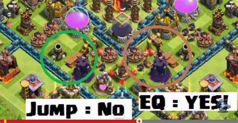 earthquake coc cara menggunakan earthquake spell pada game clash of clans