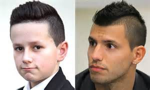 salford boy banned from school over extreme haircut inspired by salford boy banned from school over extreme haircut