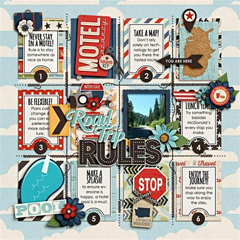 scrapbook layout rules 1847 best images about travel scrapbook pages on pinterest