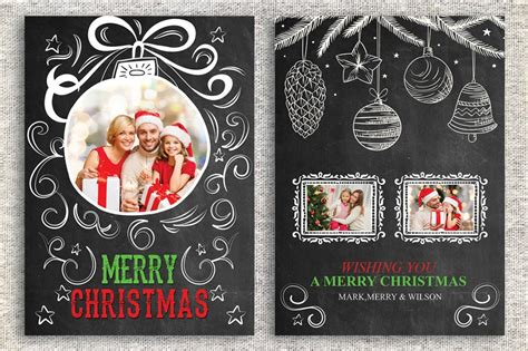 Lightroom Greeting Card Template by The Best Card Template Photoshop Offers Right Now