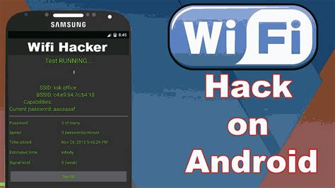 hack wifi with android how to wifi password using android techshik android ios windows mac all tips