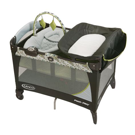 Graco Pack And Play With Changing Table Baby Registry Part 1 East Coast Chic