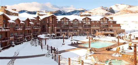 City Lodge Cabins by Hotels In Park City Utah Waldorf Astoria Park City