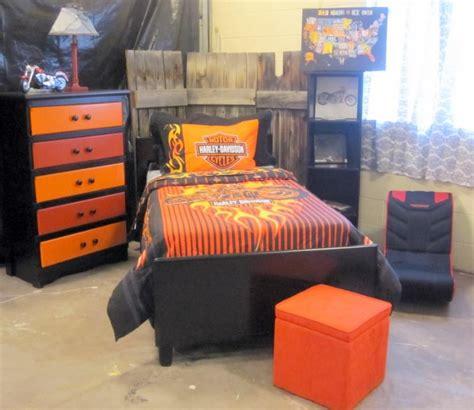 Motorcycle Crib Bedding Harley Davidson Crib Bedding Motavera