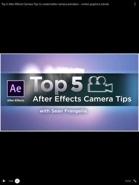 typography tutorial in after effects 10 ideas about animation camera on pinterest multiplane