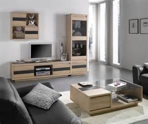 meuble contemporain en ch 234 ne massif pour salle de s 233 jour