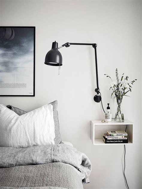Nachttisch An Der Wand by Die Besten 25 Nachttisch Ideen Auf