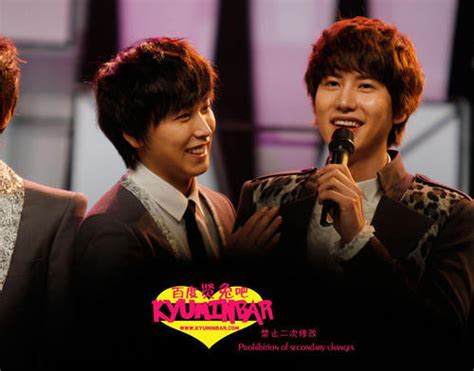 wallpaper super junior couple super junior images kyumin couple s back haha so cute hd