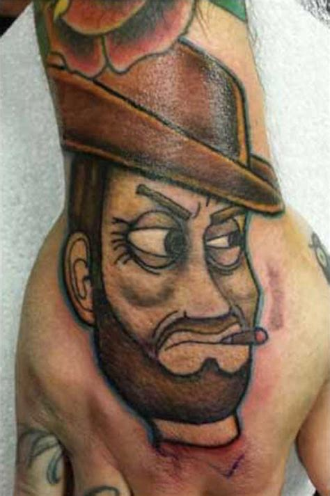 toy story tattoo 55 story tattoos that would make pixar proud tattooblend
