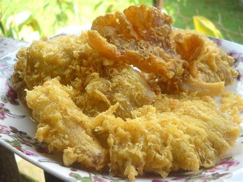 cooking  soul cendawan goreng rangup