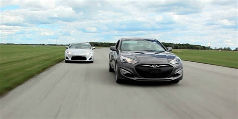 2013 genesis coupe 2 0 t review the 2013 hyundai genesis coupe 2 0t r spec vs 2013 scion