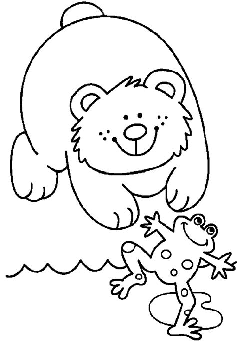 free coloring pages of build a bear