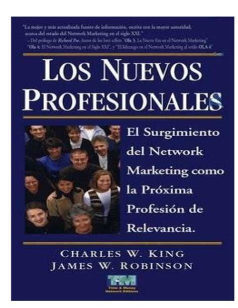 el libro del networking 8416928142 extracto2 del libro los nuevos profesionales