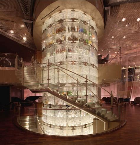Cosmopolitan Las Vegas Chandelier Bar 10 Of The Most Expensive Buildings In The World