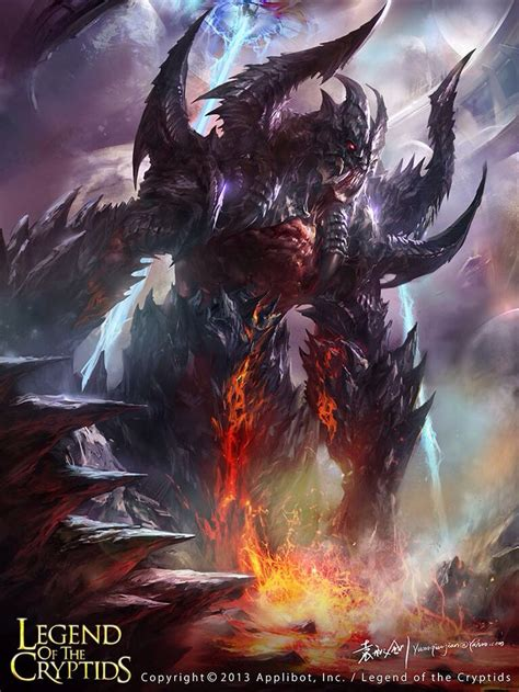 demons of wrath the fires of attack magick books titan by yuan qiujian legend of the cryptids