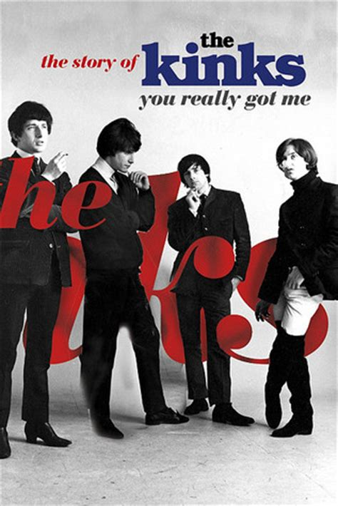 picture book the kinks you really got me the story of the kinks by nick hasted