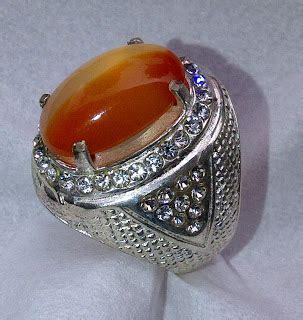 Green Serpentine Ring Memo harga batu permata merah putih batu mulia murah