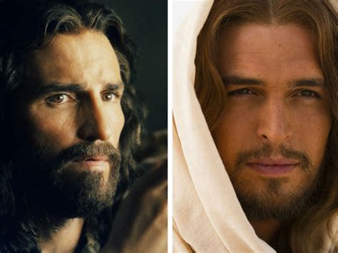 james caviezel struck by lightning video will son of god dethrone passion of the christ as top