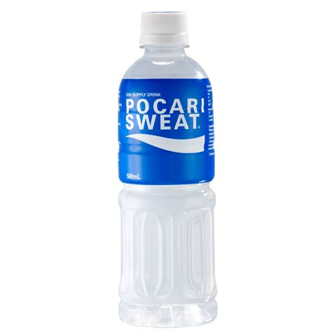 Pocari Sweat Botol 500ml go shop easy