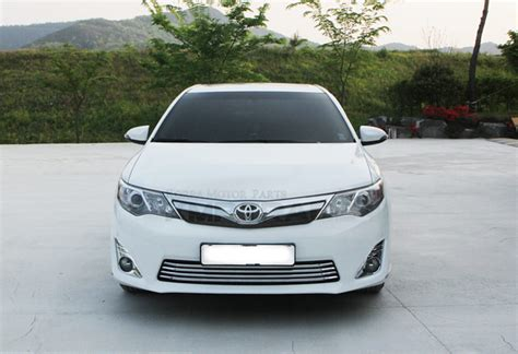Toyota Calya Grill Radiator Front Grille Radiator Trim Chrome Chrome Front Lower Radiator Grille Garnish Molding For 2012 2014 Toyota Camry Ebay