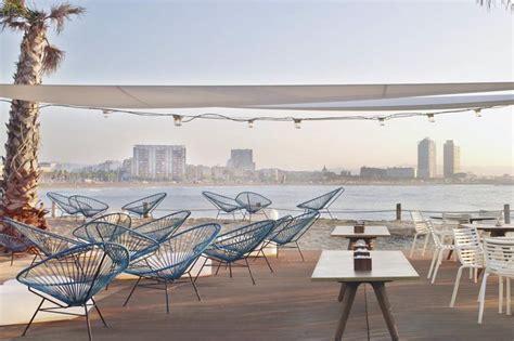 terrasse w barcelona salt club au w barcelona yonder
