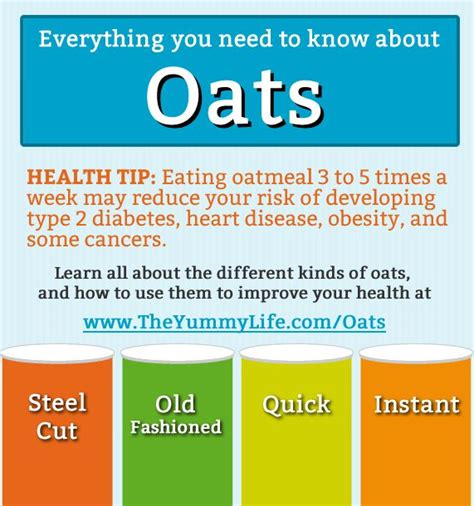The Difference Between Steel Cut Old Fashioned Quick - the ultimate guide to oats