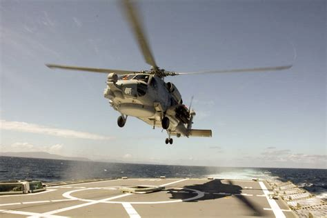 Romeo Navy successful completion ran seahawk mh60r romeo of class flight trials navy daily