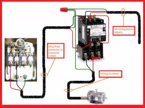 wiring diagram motor contactor collections