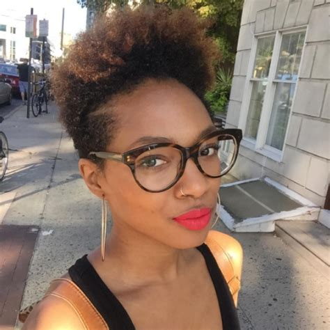 how is a tapered cut different from a blunt cut short tapered cut for natural hair before and after