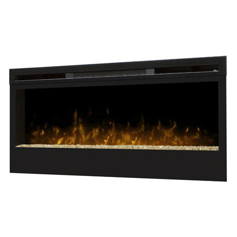 dimplex 50 quot quot synergy quot electric fireplace insert wall mount