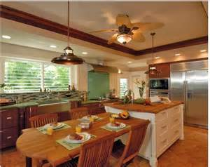 Island Kitchen Table Combo Kitchen Table Island Combo Kitchen Ideas