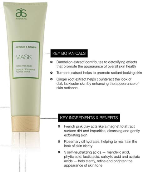 Detox Mask Arbonne by 304 Best Images About Arbonne On Eye Creams
