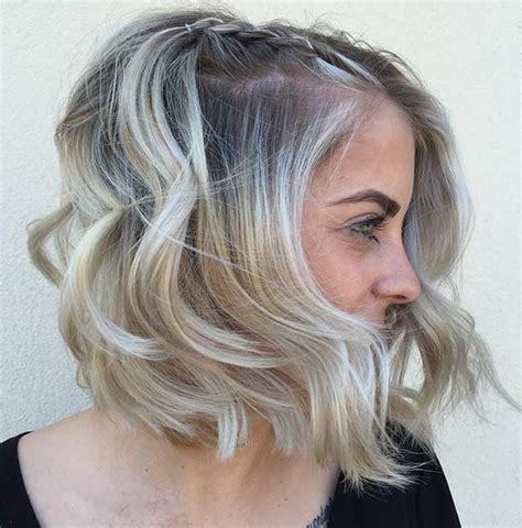 balayage blonde hair bob 31 cool balayage ideas for short hair page 3 of 3 stayglam