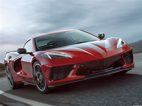 Chevrolet Corvette C8 2020 by Chevrolet Corvette C8 Stingray 2020 Pictures