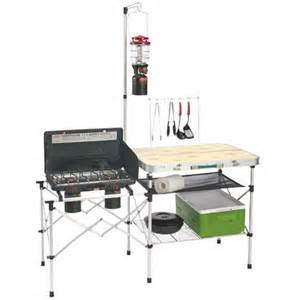 Coleman Outfitter C Kitchen by Coleman Compact Kitchen Table Kitchens Cing And