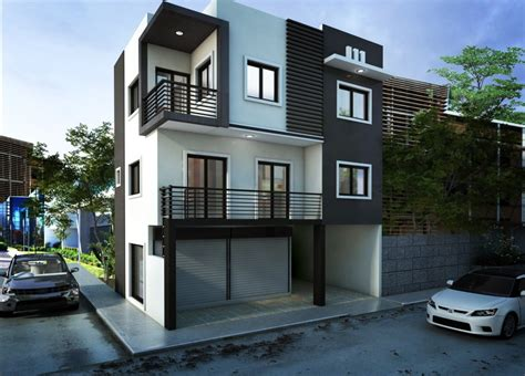 50 most beautiful and inspirational three story house