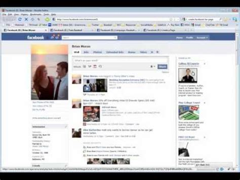 how to make a fan page on facebook fan page tutorial how to create a facebook business fan