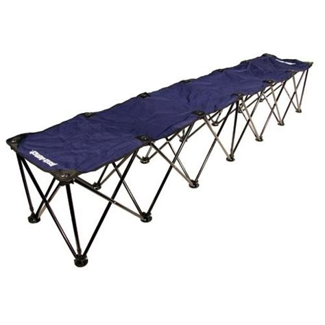 portable bench seat travelbench original portable 6 seat bench