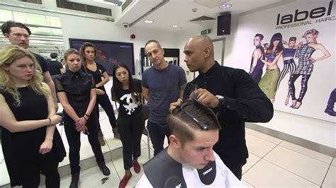 toniand guy hair by face shape mens catwalk styles toni and guy at london collections