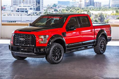 ford truck ford sema 2015 custom trucks