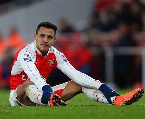 Alexis Sanchez Reaction | arsene wenger slams thierry henry comments daily star
