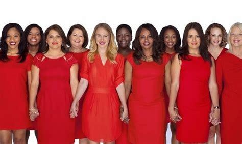 Al Contras Dress 2 hoy es el d 237 a de vestir de rojo contra las enfermedades