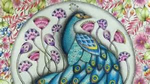 colouring book brings millie marotta 10 success bbc