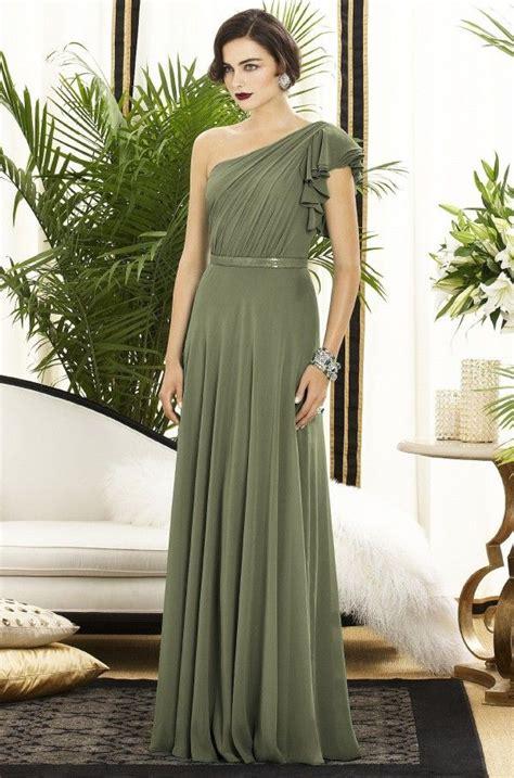 olive green bridesmaid dress   love bridesmaid dresses dessy bridesmaid dresses